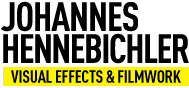 Mag. (FH) Johannes Hennebichler | Visual Effects & Filmwork